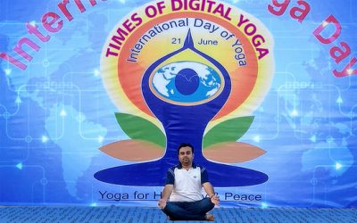 Digital Yoga: Be a Master of Digital Technology, not Slave