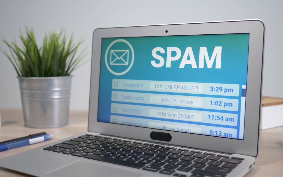 Types of Cyber Crimes: Spam, Spoofing, Eavesdropping